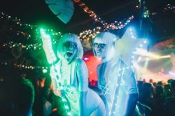 Enchanted Forest Rave in Cardiff