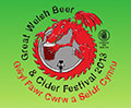 Great Welsh Beer & Cider Festival 2013