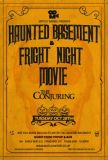 Fright Night and Haunted Basement - The Conjuring