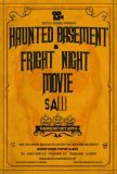 Fright Night and Haunted Basement - Saw