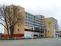 Holiday Inn (Cardiff City Centre)