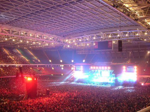 Asian tsunami relief concert