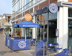 Pizza Express Cardiff Bay